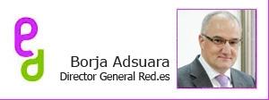 Borja Adsuara, Director Gral. Red.es