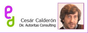 Csar Caldern, Autoritas Consulting
